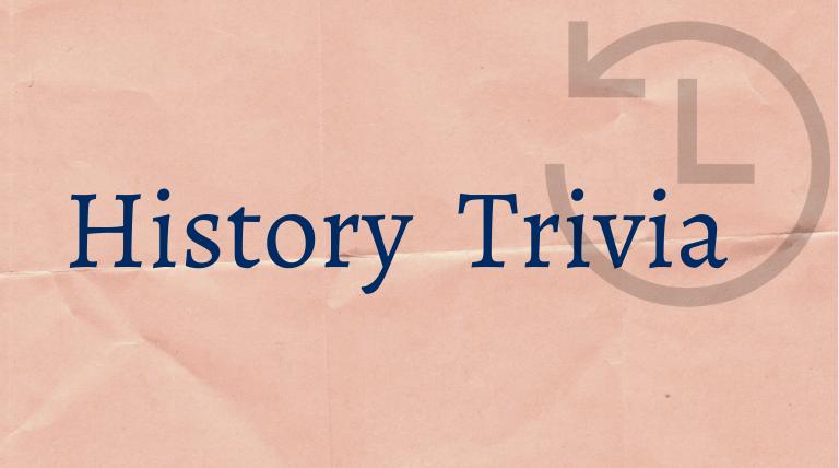 History-Trivia