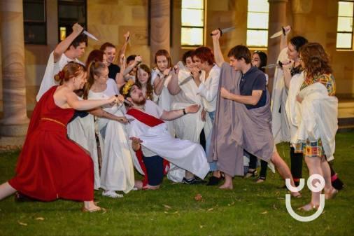 CAHS' Death of Caesar